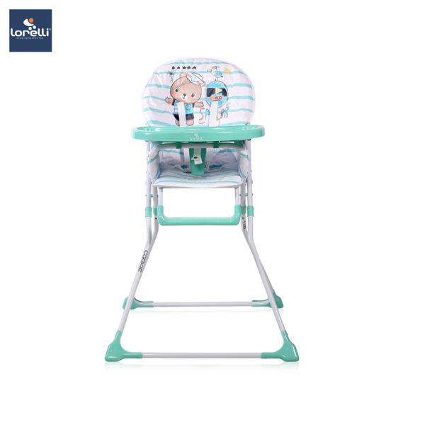 Lorelli - Столче за хранене COOKIE AQUAMARINE SAILOR 10100242032