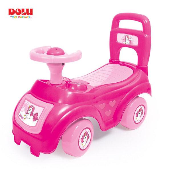 Dolu Моята първа количка за яздене Unicorn 2522
