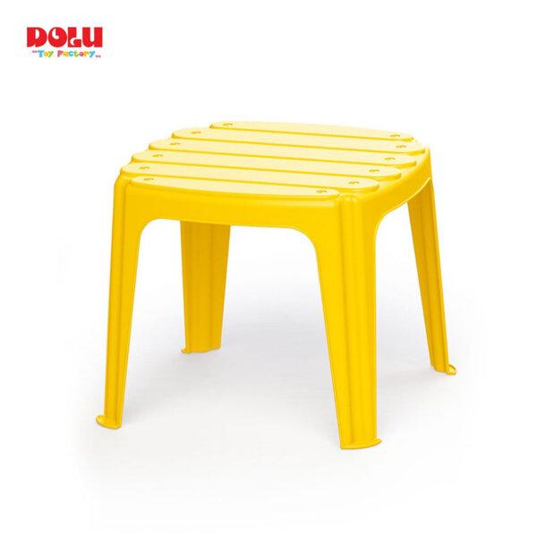 Dolu Детска маса жълта 3207
