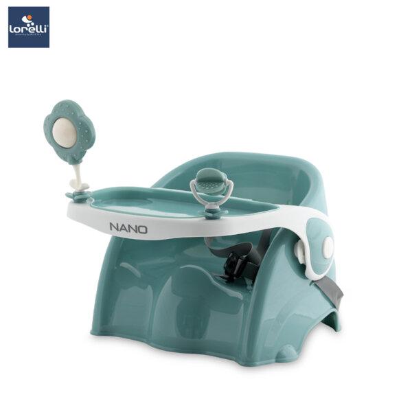 Lorelli - Столче за хранене NANO-синьо 10100350002