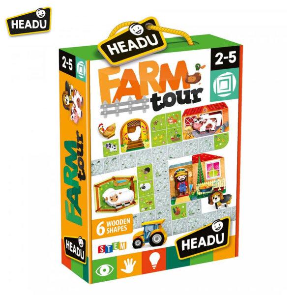 Headu Игра Обиколка на фермата 22298