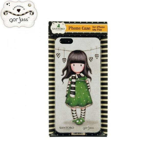 Gorjuss The Scarf Панел за iPhone 6 / 6S PLUS 609GJ02