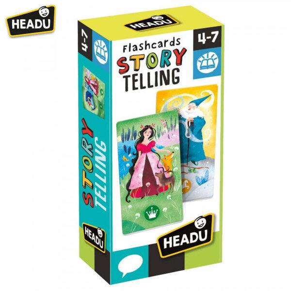 Haedu Флаш карти Разкажи приказка HMU23745