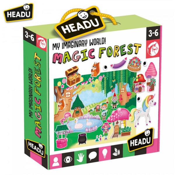 Haedu Забавна игра Вълшебна гора HMU24865