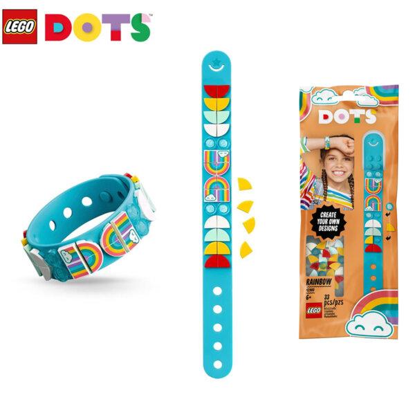 Lego 41900 Dots Гривна с цветовете на дъгата