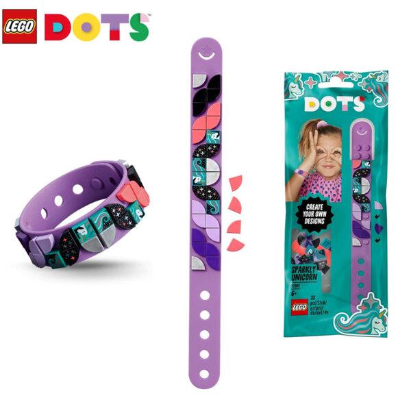 Lego 41902 Dots Гривна блестящ еднорог