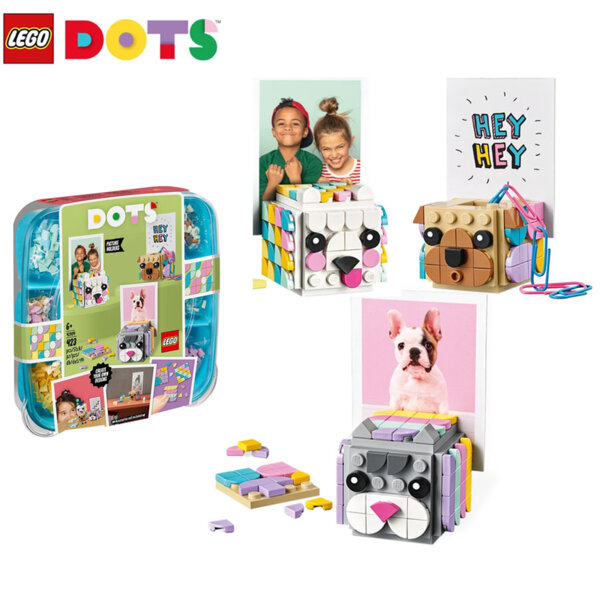 Lego 41904 Dots Стойки за снимки Животни