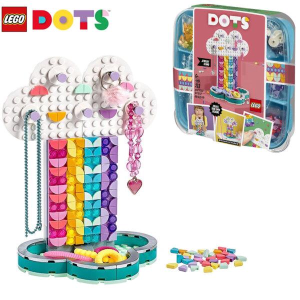 Lego 41905 Dots Стойка за бижута с цветовете на дъгата
