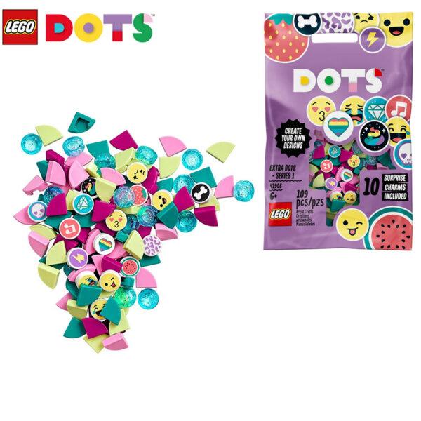 Lego 41908 Dots Допълнителни плочки Extra Dots Серия 1