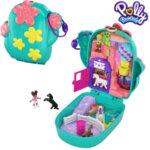 Polly Pocket Комплект за игра Светът на Поли Ранчо FRY35