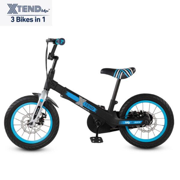 SmarTrike Детско колело магнезий Xtend Mg + ™ 3в1 2070300