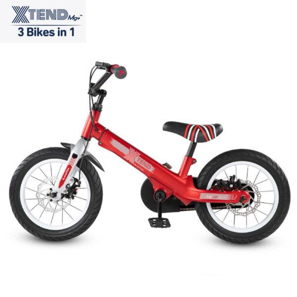 SmarTrike Детско колело магнезий Xtend Mg + ™ 3в1 2070500