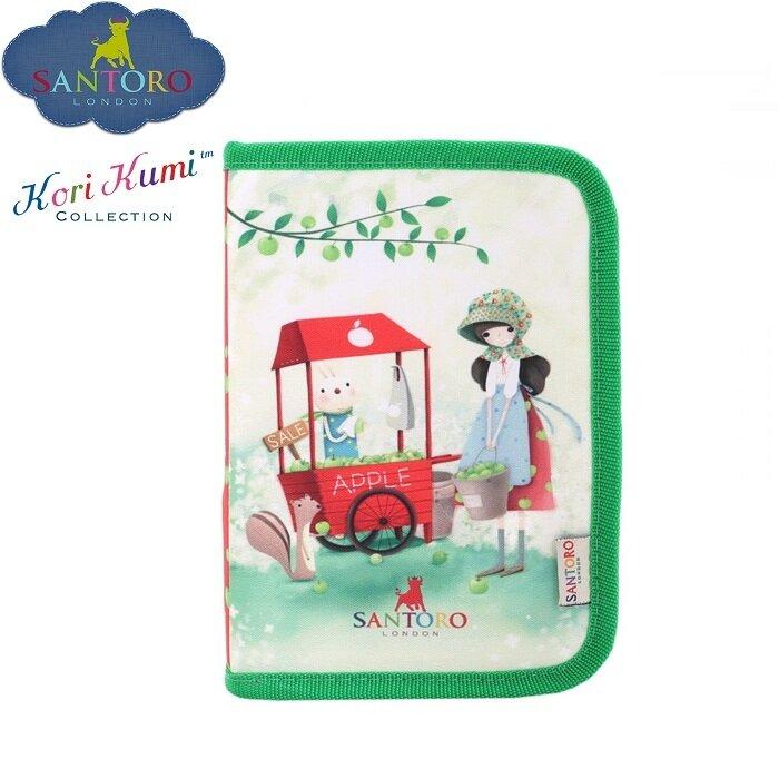 Kori Kumi An Apple A Day Ученически несесер G4389074