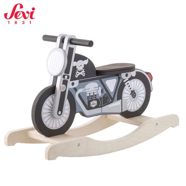 Sevi Дървен люлеещ се мотор Rocking Motorbike 82990