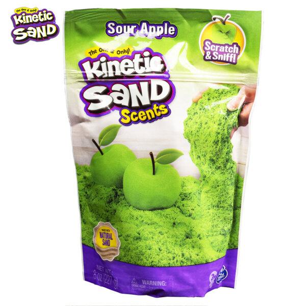 Spin Master Kinetic Sand Ароматен кинетичен пясък Зелена ябълка 6053900