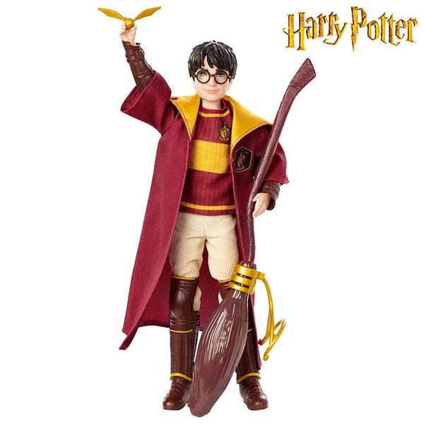 Harry Potter Кукла Хари Потър в екип за куидич GDK04