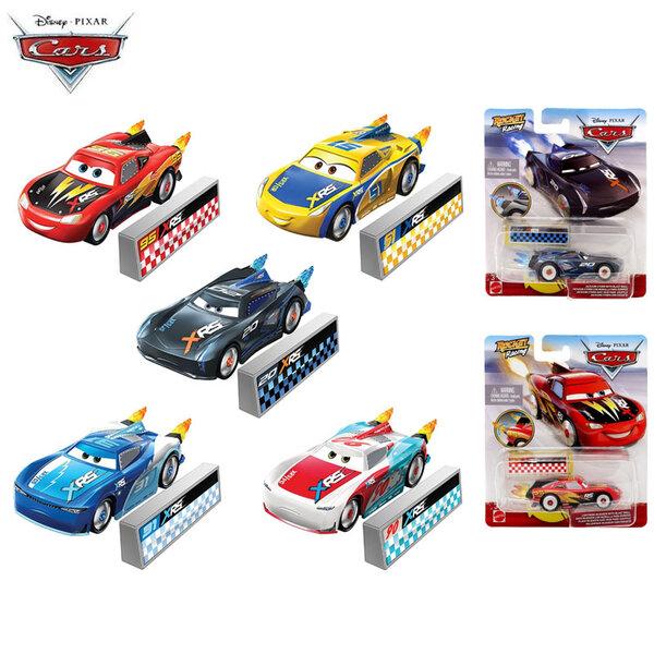 Mattel Disney Cars Екстремнa количкa Колите Rocket Racing GKB87