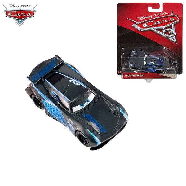 Mattel Disney Cars Количка Jackson Storm DXV34