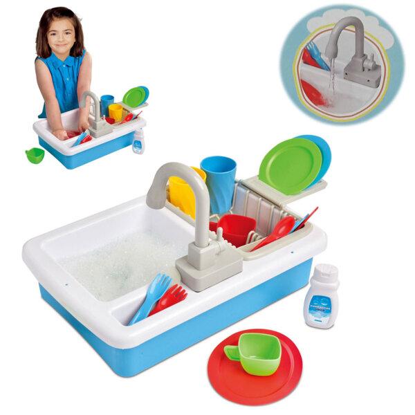 Детска кухненска мивка 6584