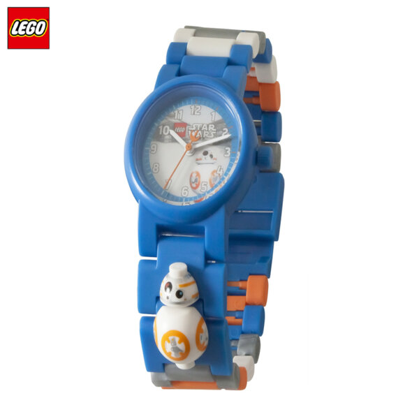 LEGO - Star Wars BB-8 детски часовник 8020929