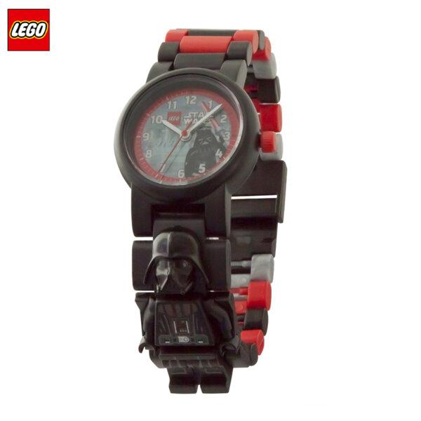 LEGO - Детски ръчен часовник Star Wars Darth Vader 8021018