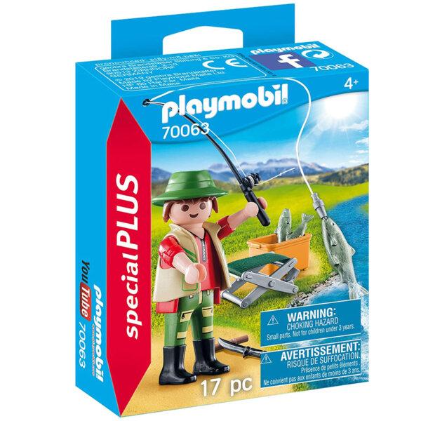 Playmobil Фигурка с аксесоари Рибар 70063