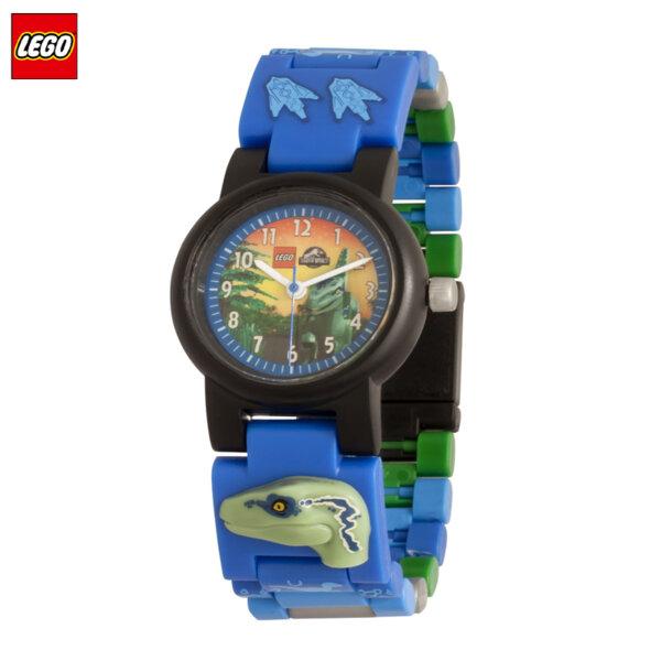 LEGO - Детски ръчен часовник Jurassic World 8021285