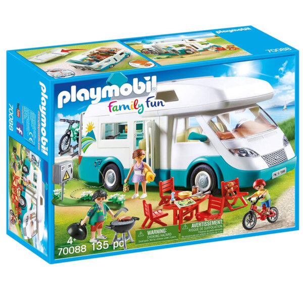 Playmobil Семеен кемпер 70088