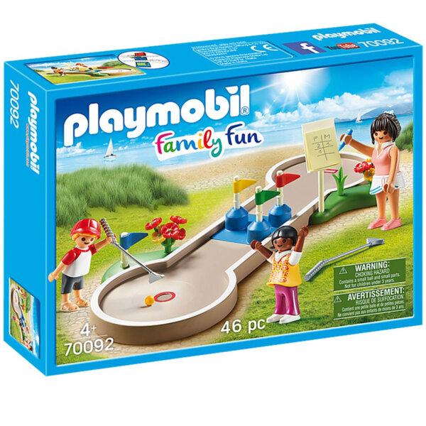 Playmobil Мини голф 70092