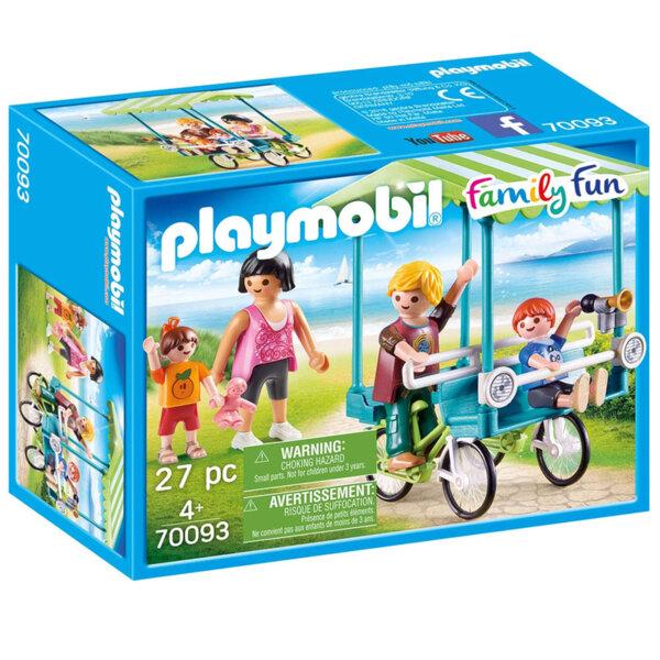 Playmobil Рикша 70093