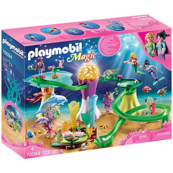 Playmobil Залив с русалки и светещ купол 70094