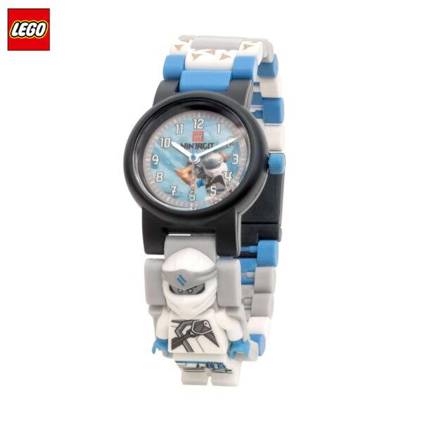 LEGO - Детски ръчен часовник Ninjago Zane 8021735