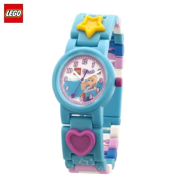 LEGO - Детски ръчен часовник Friends Stephanie 8021254