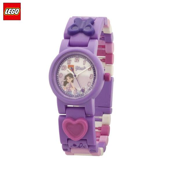 LEGO - Детски ръчен часовник Friends Emma 8021223