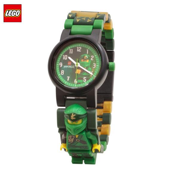 LEGO - Детски ръчен часовник Ninjago Lloyd 8021650