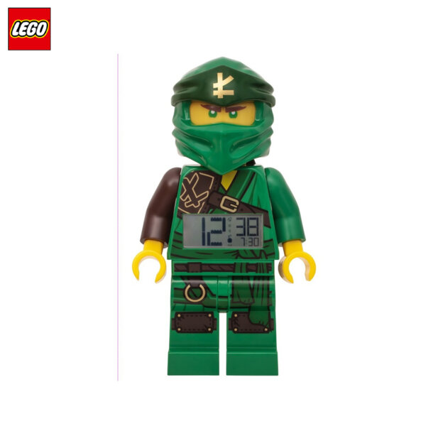 LEGO - Детски будилник Ninjago Lloyd 7001057
