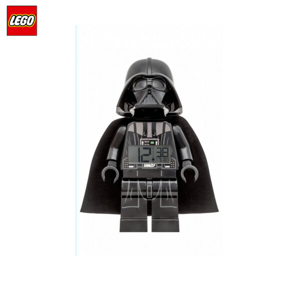LEGO - Детски будилник Star Wars Darth Vader 7001002