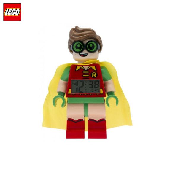 LEGO - Детски будилник Robin Batman Movie 9009358