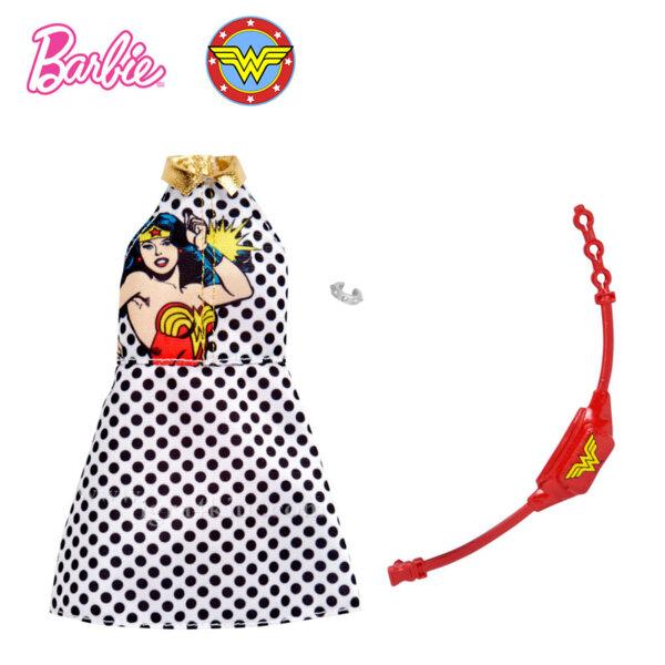 Barbie Рокля за кукла Барби Wonder Woman FKR66