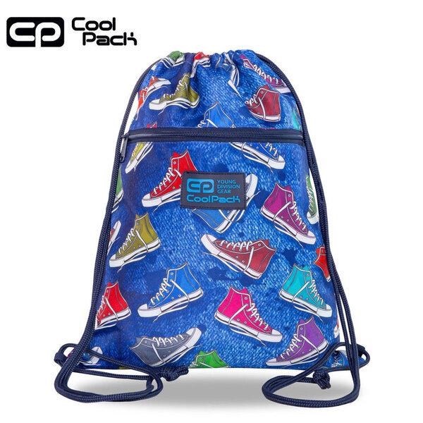Cool Pack Vert Спортна торба с цип Twist C70232