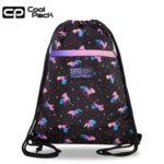 Cool Pack Vert Спортна торба с цип Dark Unicorn C70234