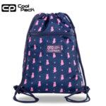 Cool Pack Vert Спортна торба с цип Navy Kitty C70240