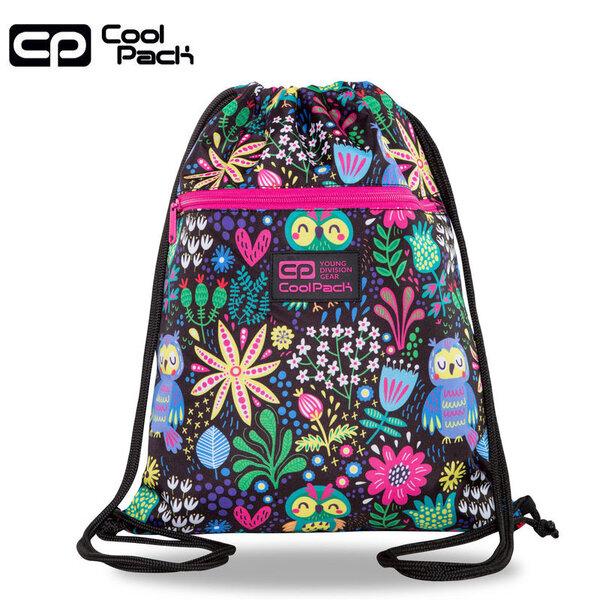Cool Pack Vert Спортна торба с цип Color Bomb C70244