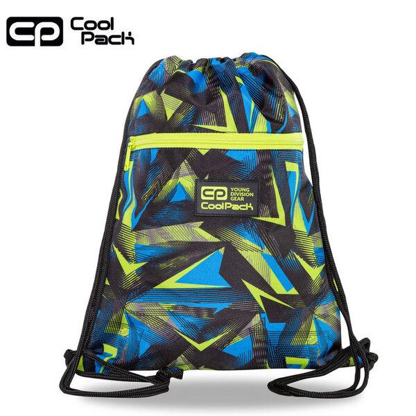 Cool Pack Vert Спортна торба с цип Setsquare C70246