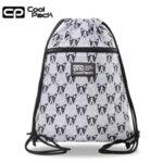 Cool Pack Vert Спортна торба с цип French Bulldogs C70247