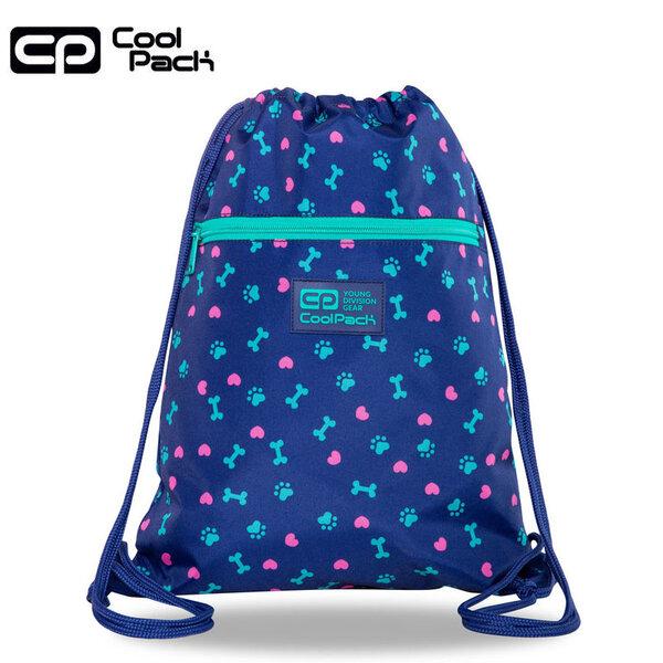 Cool Pack Vert Спортна торба с цип Puppy Love C70253