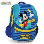 Disney Mickey Mouse - Ергономична ученическа раница Мики Маус 73112
