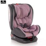 Lorelli Стол за кола NEBULA Isofix PINK (0-36 кг) 10071382023