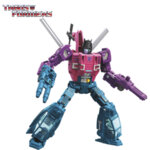 Transformers Generations War for Cybertron: Siege Deluxe Трансформърс Spinister E3432