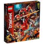 Lego 71720 Ninjago Робот от огън и камък